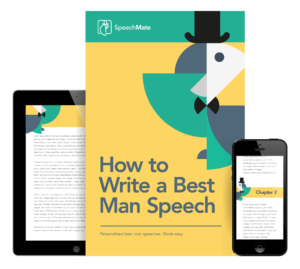 How to Write a Best Man Speech
