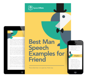 Best Man Speech Examples | Friend | SpeechMate